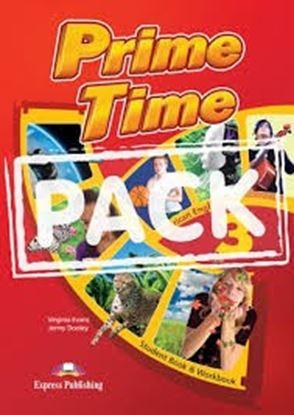 Εικόνα της PRIME TIME 3 AMERICAN EDITION STUDENT'