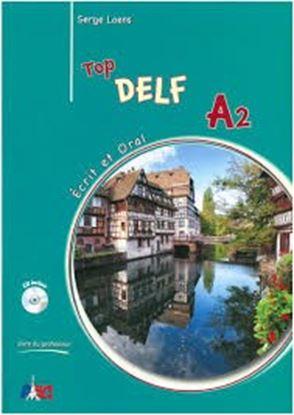 Εικόνα της TOP DELF A2 PROFESSEUR ECRIT ET ORAL
