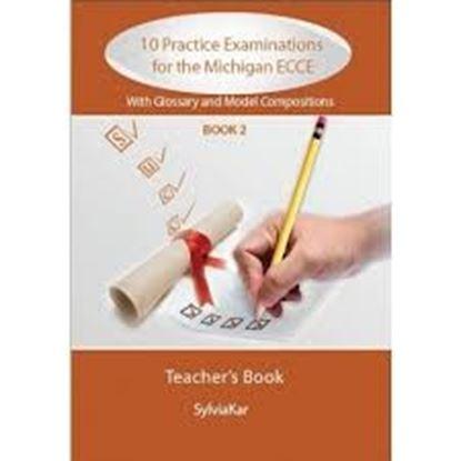 Εικόνα της 10 Practice Examinations for the Michigan ECCE Book 2 - Teacher' s Book