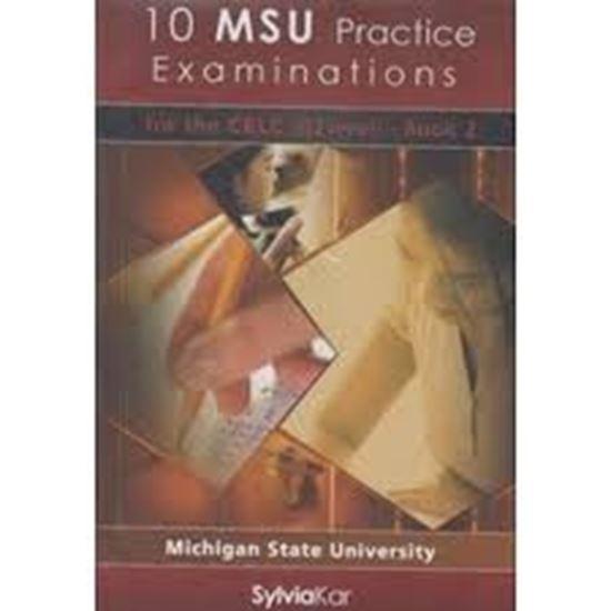 Εικόνα από 10 MSU Practice Examinations for the CELC Book 2 - 5 CDs