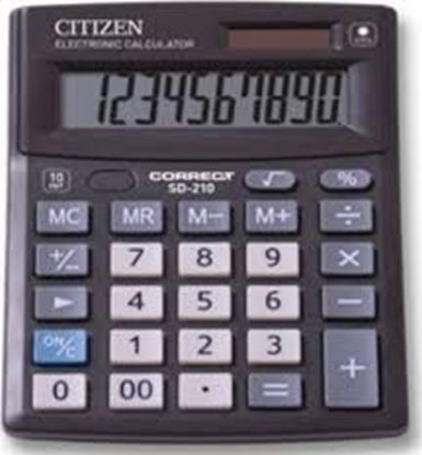 Εικόνα της ΑΡΙΘΜΟΜΗΧΑΝΗ CITIZEN SD-210