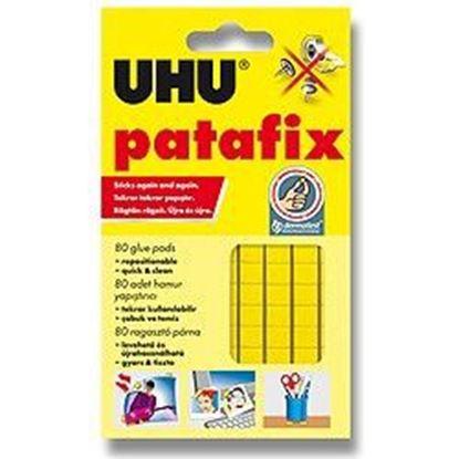 Εικόνα της ΑΥΤΟΚΟΛΛΗΤΑ UHU PATAFIX ΔΙΠΛΗΣ ΟΨΗΣ