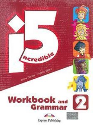 Εικόνα της INCREDIBLE 5 2 WORKBOOK & GRAMMAR (INTERNATIONAL)