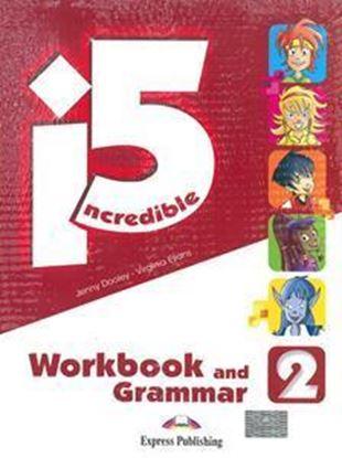 Εικόνα της INCREDIBLE 5 2 WORKBOOK & GRAMMAR (INT ERNATIONAL)