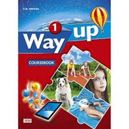Εικόνα της WAY UP 1 STUDENTS BOOK