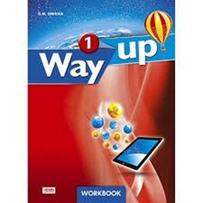 Εικόνα της WAY UP 1 WORKBOOK&COMPANION