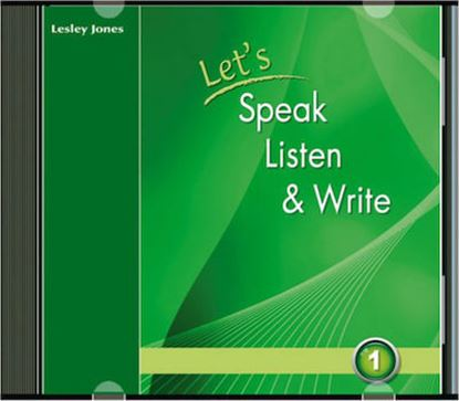 Εικόνα της LET S SPEAK LISTEN & WRITE CD