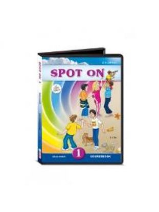 Εικόνα της SPOT ON 1 BEGINNER CD CLASS (3)