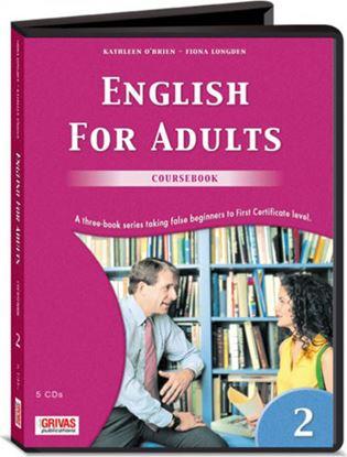 Εικόνα της ENGLISH FOR ADULTS 2 CDS(5)