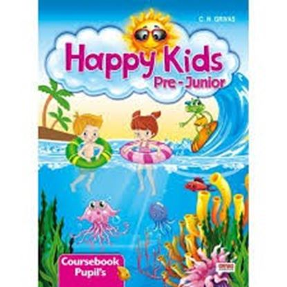 Εικόνα της HAPPY KIDS PRE JUNIOR COURSEBOOK
