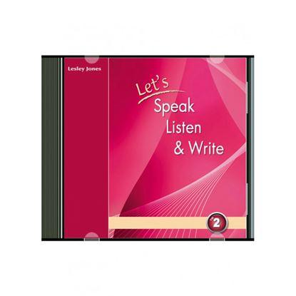 Εικόνα της LET S SPEAK LISTEN & WRITE CD