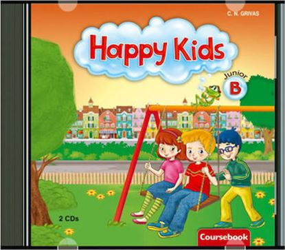 Εικόνα της HAPPY KIDS JUNIOR B CDS(2)