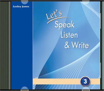Εικόνα της LET S SPEAK LISTEN & WRITE 3 CD