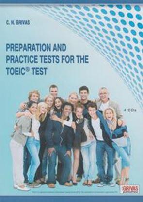 Εικόνα της PREPARACION AND PRACTICE TESTS FOR ΤΗΕTOEIC TEST CDS(4)