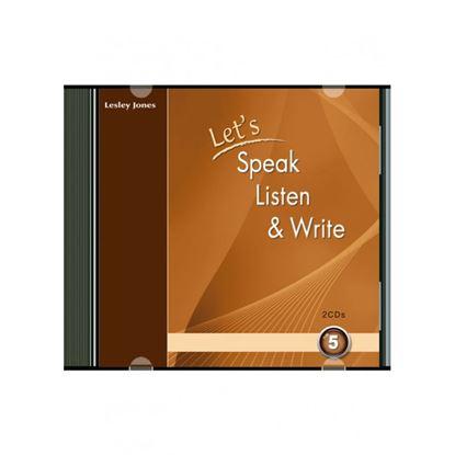 Εικόνα της LET S SPEAK LISTEN & WRITE 5 CDS(2)