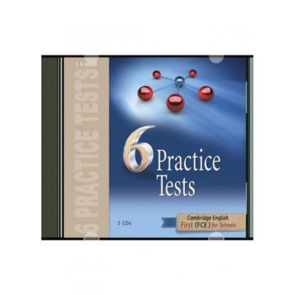 Εικόνα της FCE 6 PRACTICE TESTS CDS(2) GRIVAS