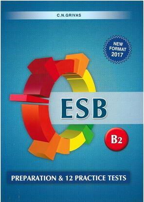 Εικόνα της NEW ESB B2 PREPARATION&PRACTICE TESTSSTUDENTS