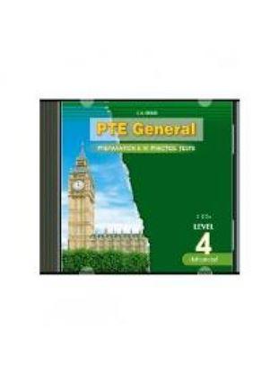 Εικόνα της PREPARATION&PRACTICE TESTS FOR PTE GENERAL 4 CDS(2)