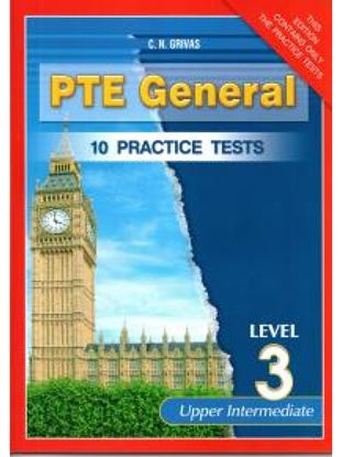 Εικόνα της NEW PRACTICE TESTS FOR PTE GENERAL 3 STUDENTS BOOK