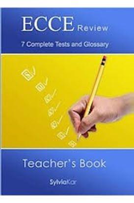 Εικόνα της ECCE REVIEW SB(7 COMPLETE TEST+GLOSSARY