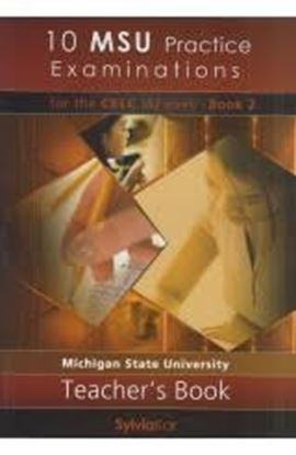 Εικόνα της 10 MSU PRACTISE EXAMINATIONS CELC B2 TC