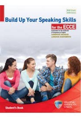 Εικόνα της BUILD UP YOUR SPEAKING SKILLS ECCE SB