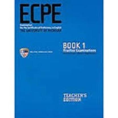 Εικόνα της ECCE PRACTISE EXAMINATIONS 1 THCR'S+CD