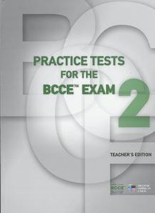 Εικόνα της PRACTISE TESTS FOR THE BCCE EXAM 2 TCHR