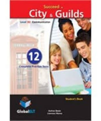 Εικόνα της SUCCEED IN CITY AND GUILDS C1 EXPERTPRACTISE TESTS 2016 TCHR'S