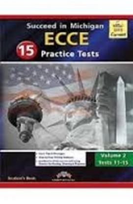 Εικόνα της SUCCEED IN MICHIGAN ECCE15 PRACTISE TESTS 2015 TCHR'S