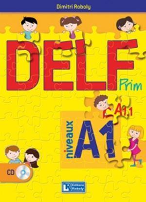 Εικόνα της DELF PRIM A1.1 METHODE