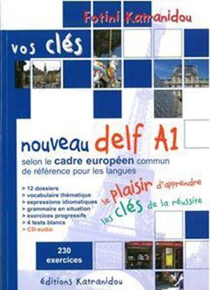 Εικόνα της VOS CLES DELF A1 N/E