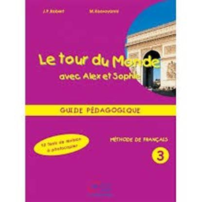 Εικόνα της LE TOUR DU MONDE 3 GUIDE PEDAGOGIQUE
