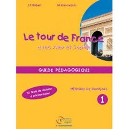 Εικόνα της LE TOUR DE FRANCE 1 GUIDE PEDAGOGIQUE