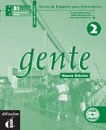Εικόνα της Gente 2 Nueva Edicion, Libro de trabajo + CD