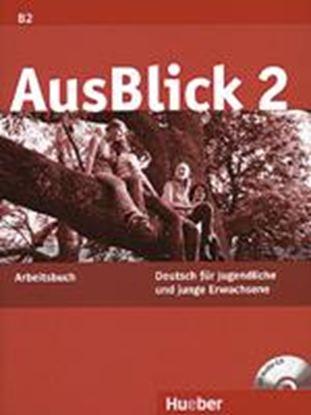 Εικόνα της AusBlick 2 - Arbeitsbuch mit CD