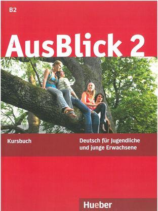 Εικόνα της AusBlick 2 - Kursbuch