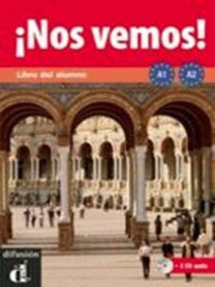Εικόνα της ?Nos vemos!A1-A2, Libro del alumno+CD
