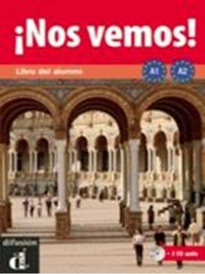 Εικόνα από ?Nos vemos!A1-A2, Libro del alumno+CD