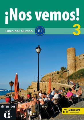 Εικόνα της NOS VEMOS! 3 B1 LIBRO DEL ALUMNO (+CD)