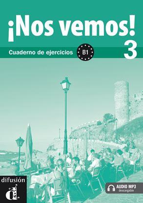 Εικόνα της NOS VEMOS! 3 B1 CUADERNO DE EJERCICIOS (+CD)