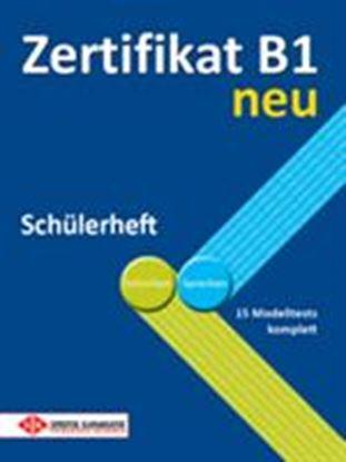 Εικόνα της ZERTIFIKAT B1 SCHUELERHEFT NEU