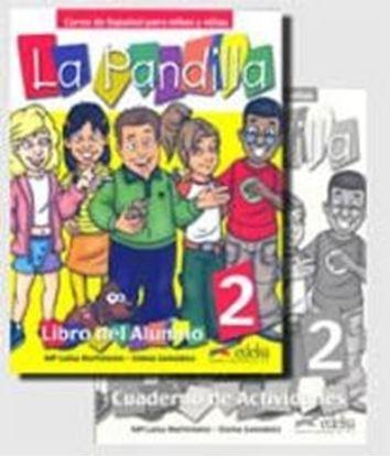 Εικόνα της La Pandilla 2 - Pack (Alumno+ Ejercicios)