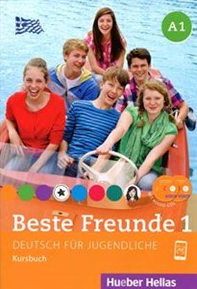 Εικόνα της Beste Freunde 1 - Kursbuch mit Audio-CDs