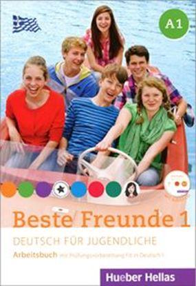 Εικόνα της BESTE FREUNDE 1 ARBEITSBUCH (+CD-ROM)