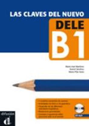 Εικόνα της LAS CLAVES DEL NUEVO DELE B1 (+CD)