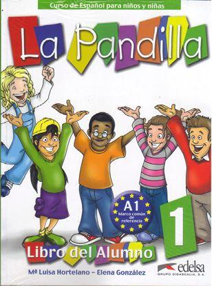 Εικόνα της La Pandilla 1 - Pack (Alumno + Ejercicios)