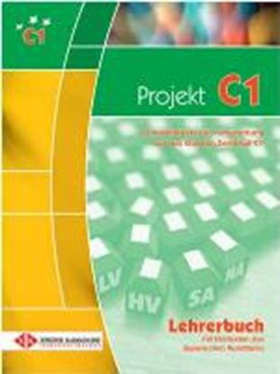 Εικόνα της Projekt C1 - Lehrerbuch
