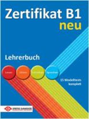 Εικόνα της Zertifikat B1 neu - Lehrerbuch