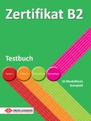Εικόνα της Zertifikat B2 - Testbuch